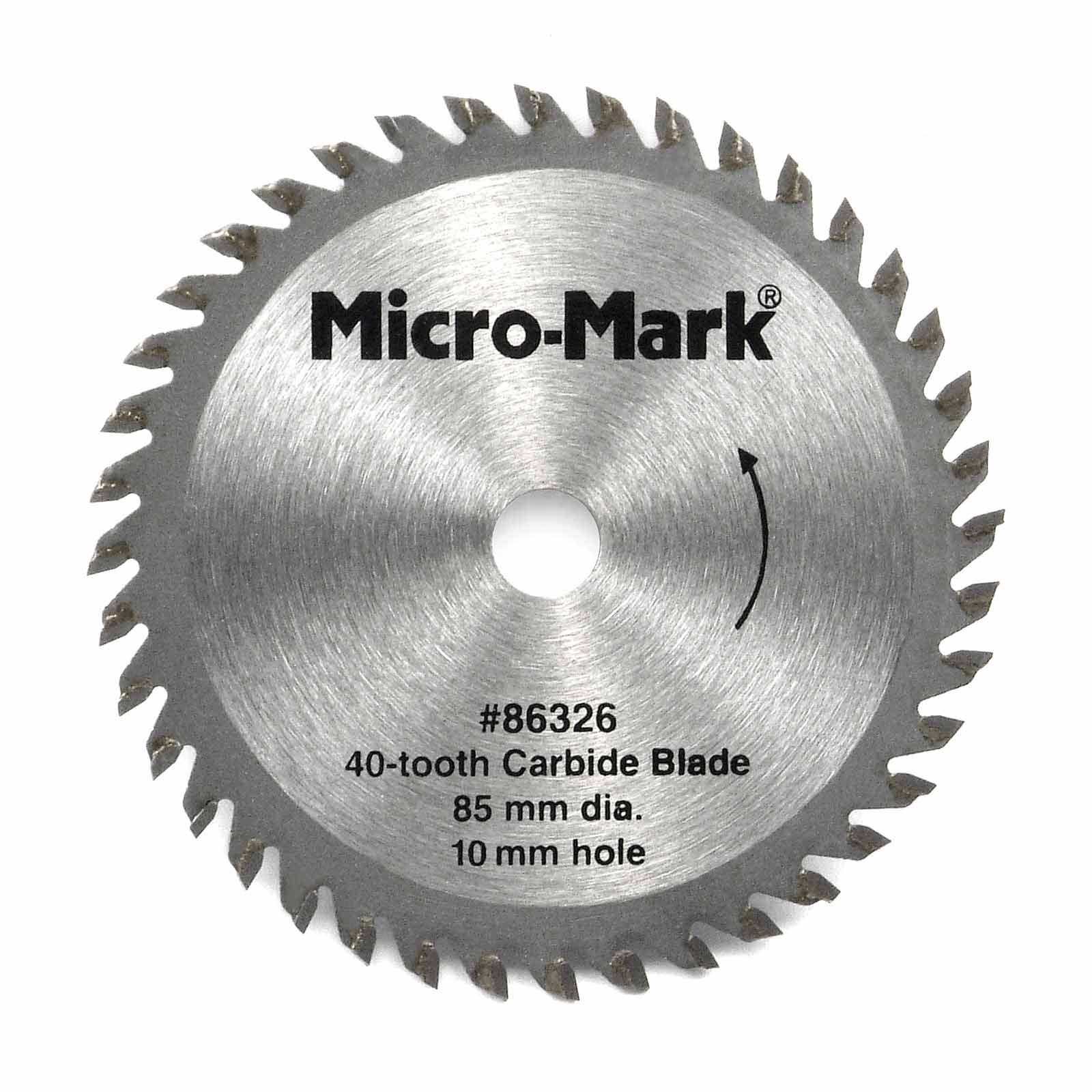 40 Tooth Carbide Tip Saw Blade 3 1 4 Inch Dia 10 Mm Hole Blade Power Tool Accessories Teeth