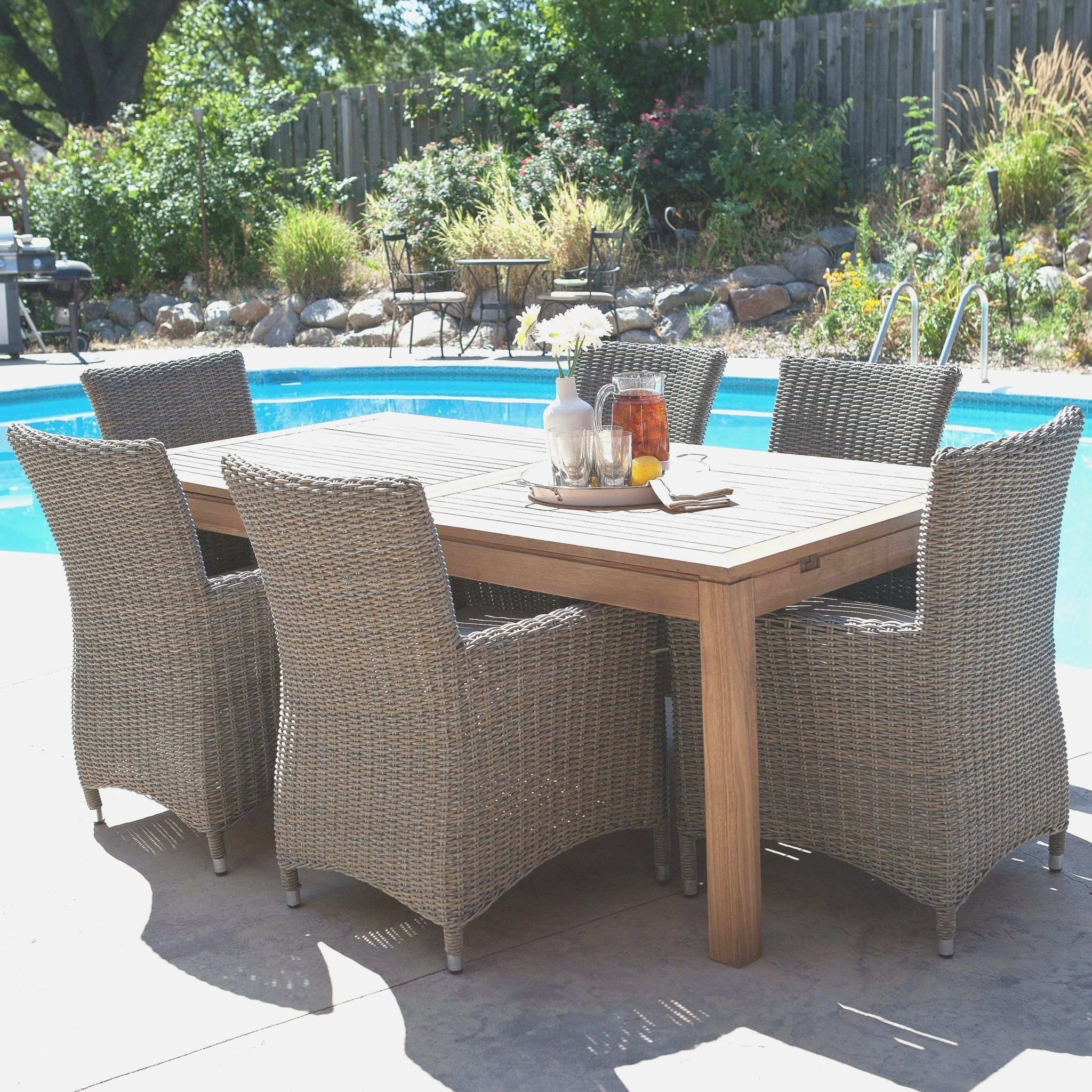 Clearance Patio Furniture Sets Costco With Images Clearance