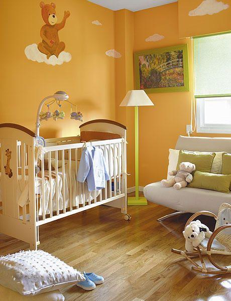 hay muchas opciones para decorar la pared del cuarto de tu
