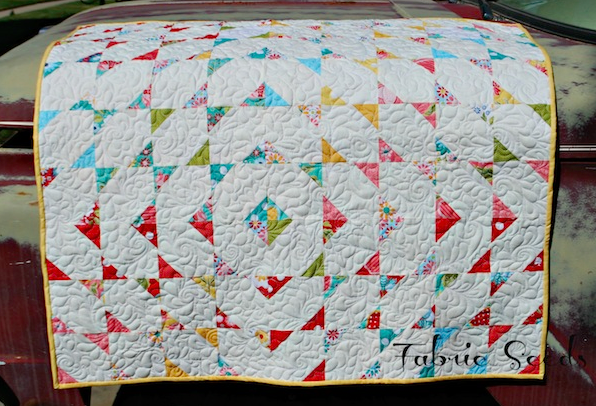 baby quilts - This one is my favorite, but there are several others on this link.