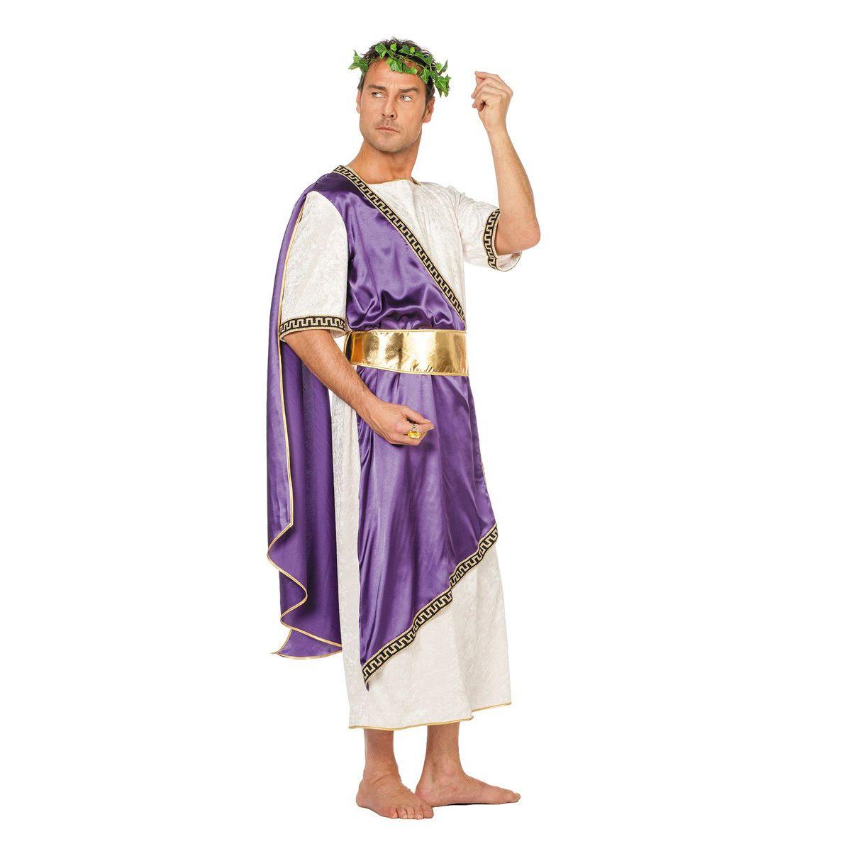 Romeinse Keizer Toga Tiberius Heren
