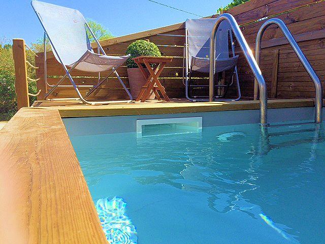 Maison de village avec piscine, pour 6 personnes, dans le Haut Var - location maison avec piscine dans le var