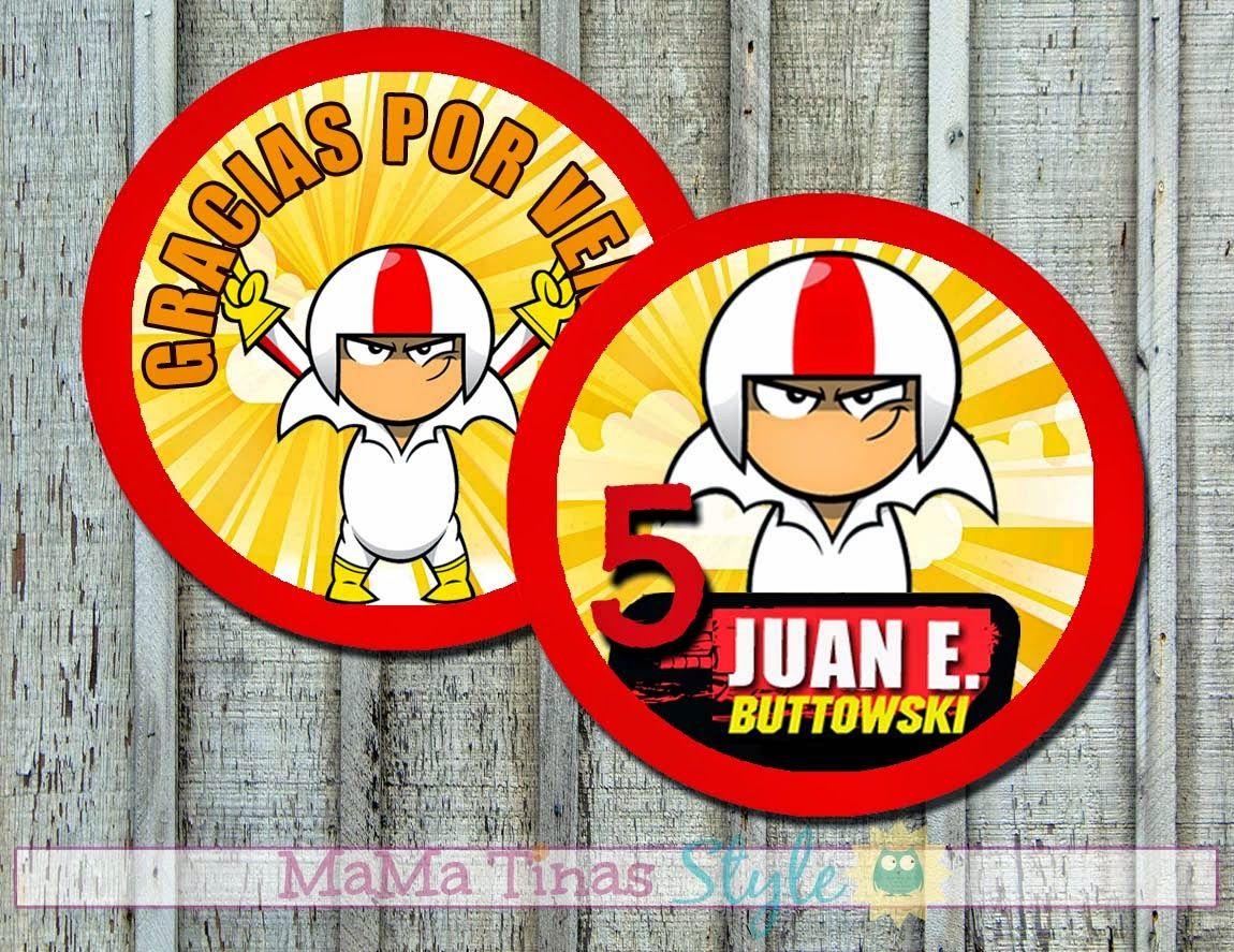 MaMa Tinas Style Fiesta Kick Buttowski  Juan Eduardo Tapias