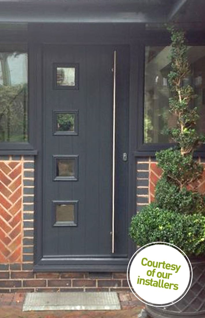 Not Sure What Composite Door You Want Take A Look At Some Of The