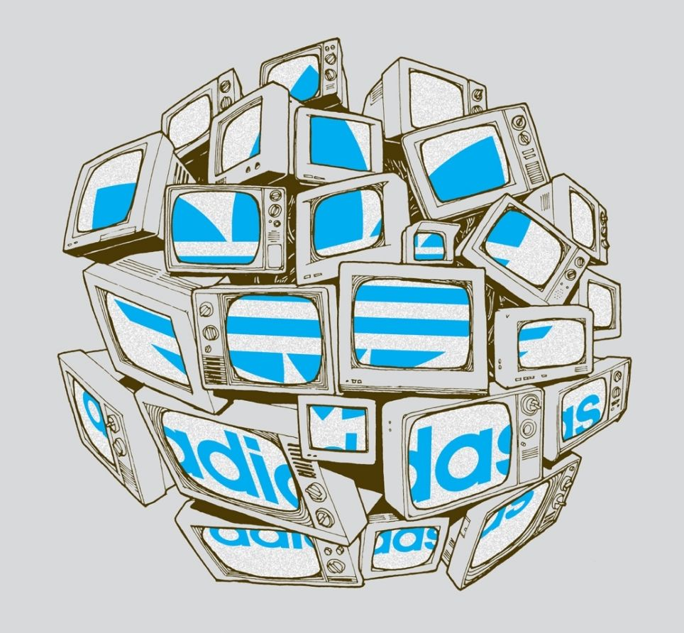 adidas logo graffiti vector Buscar con Google Logos de