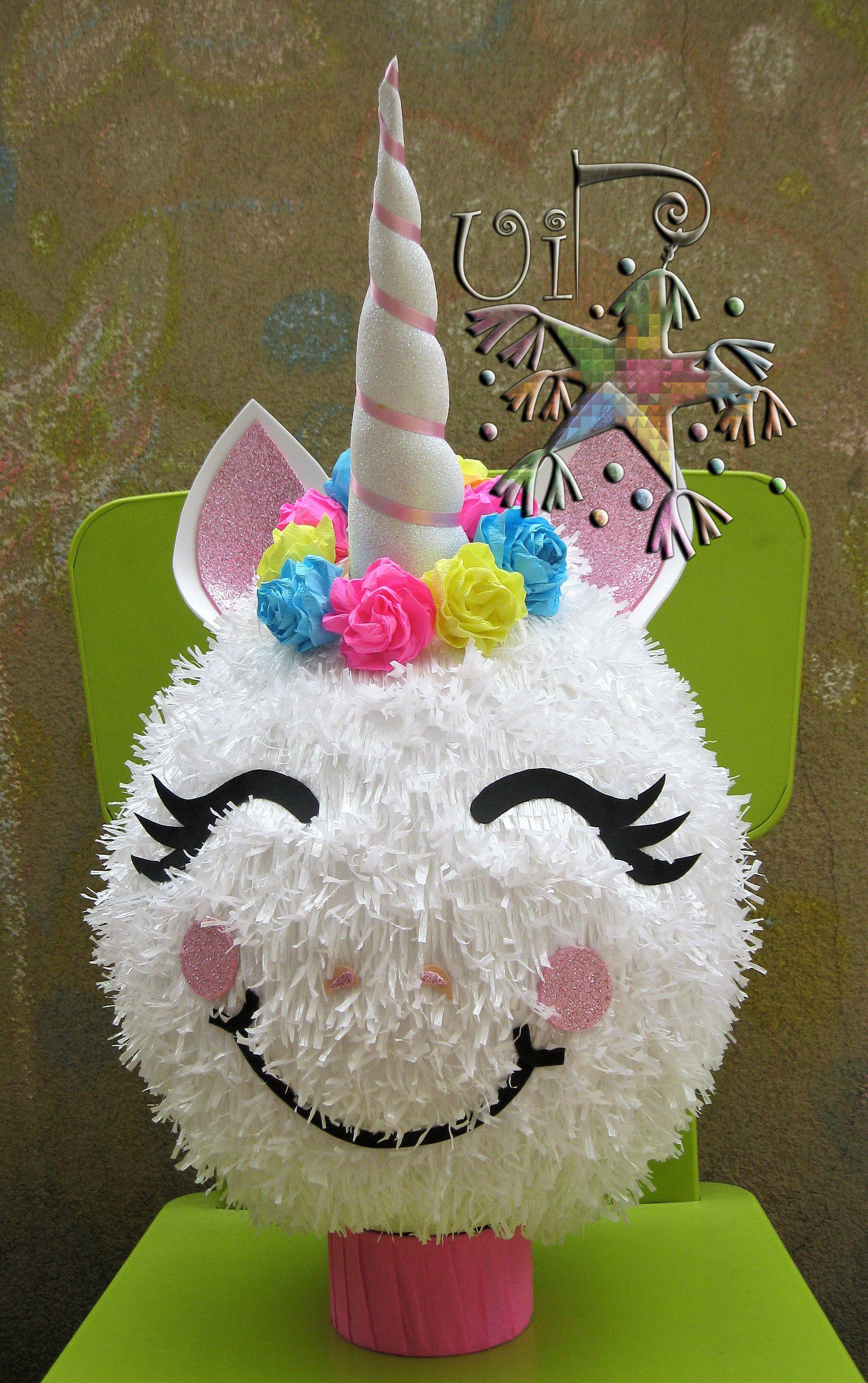 Unicorn Easter Pinata En 2019 Piñata Casera Piñatas