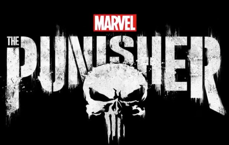 New Logo For The Punisher The Punisher Punitore Marvel