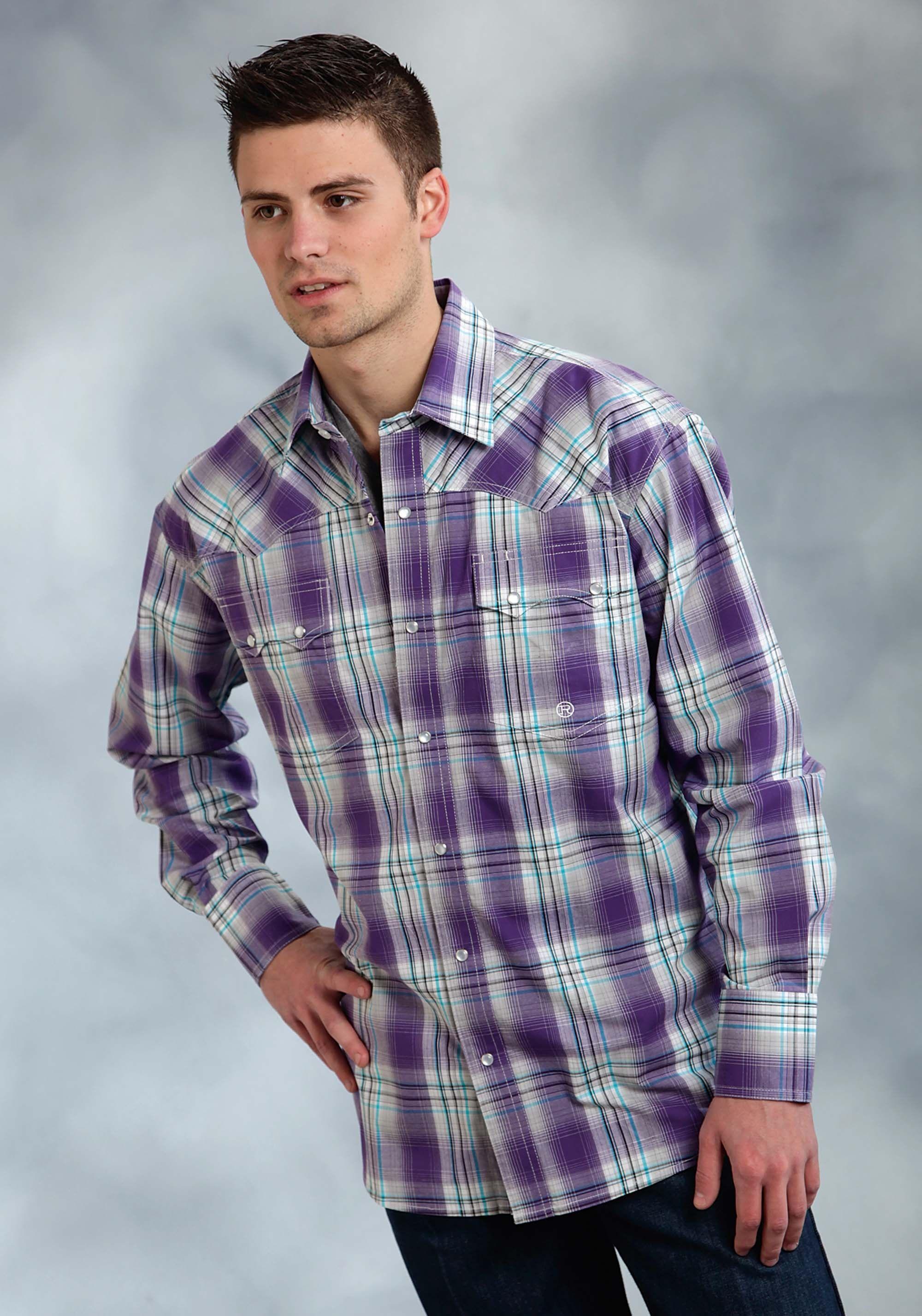 2aeb80e72 Mens Big   Tall Cowboy Shirt -