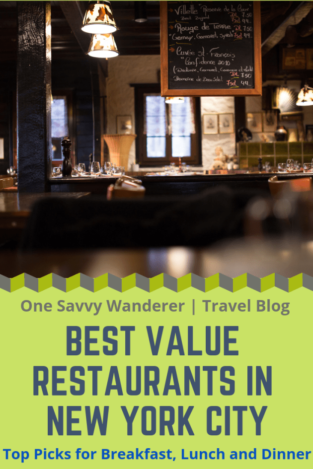 Best Affordable Restaurants in NYC 2020 (With images) | Restaurant new york, Nyc trip, Nyc ...