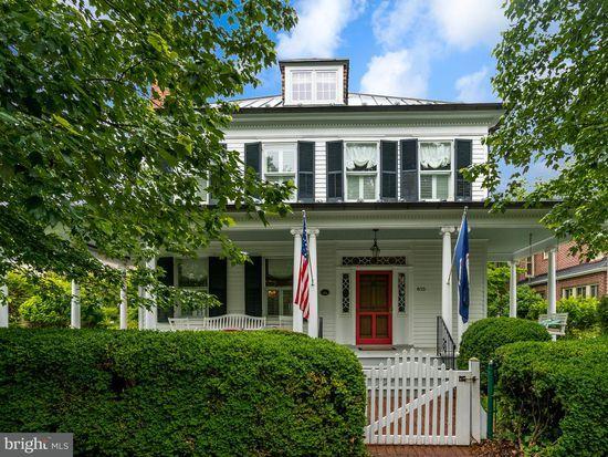 615 Fauquier St, Fredericksburg, VA 22401 - Zillow ...