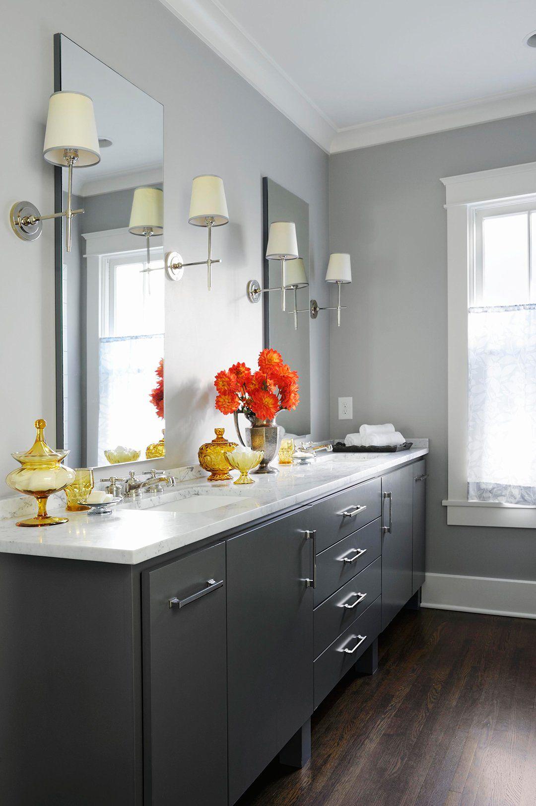The 12 Best Bathroom Paint Colors Our Editors Swear By Best Bathroom Paint Colors Best Bathroom Colors Bathroom Color Schemes