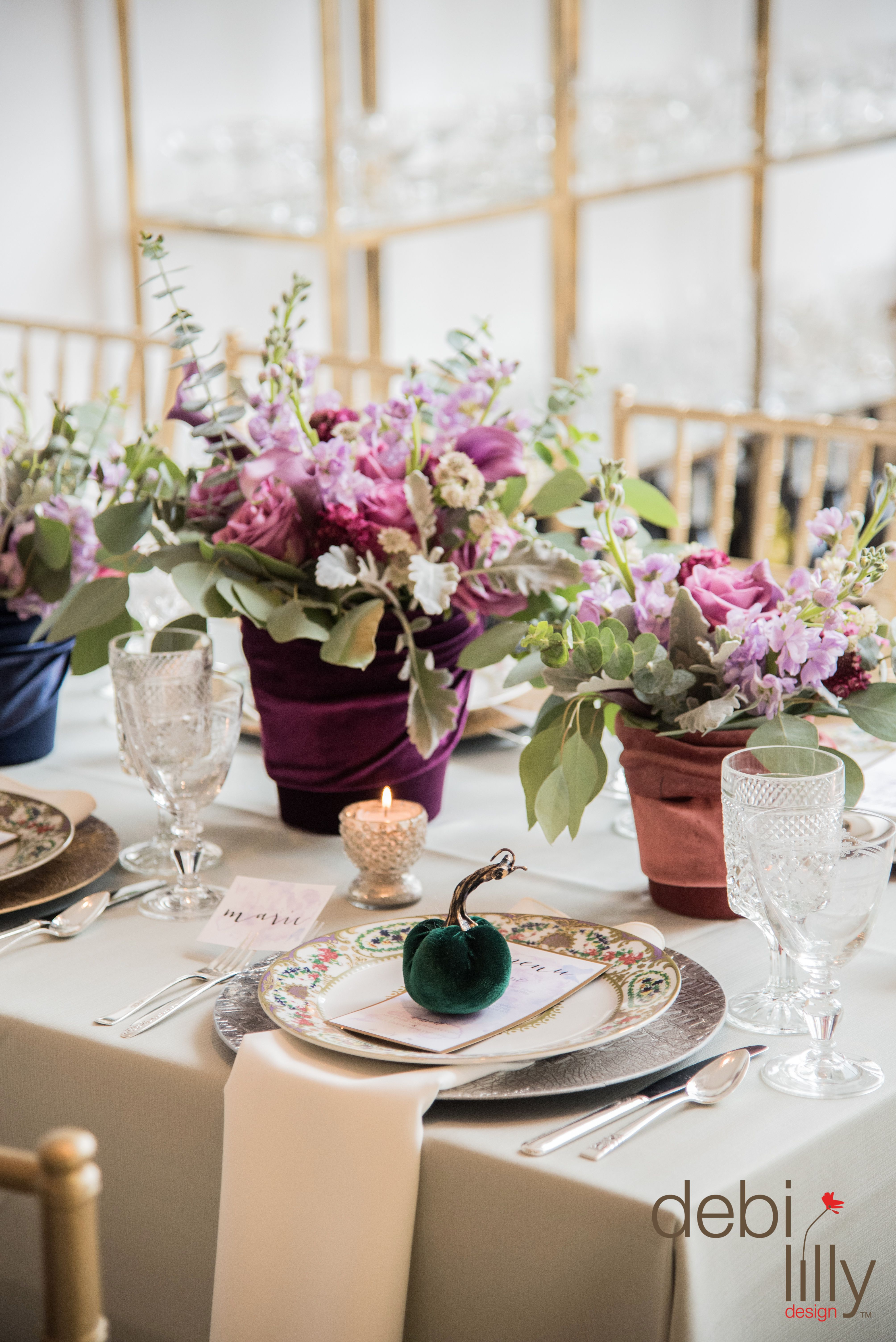 Dress up your run of the mill dinner party with