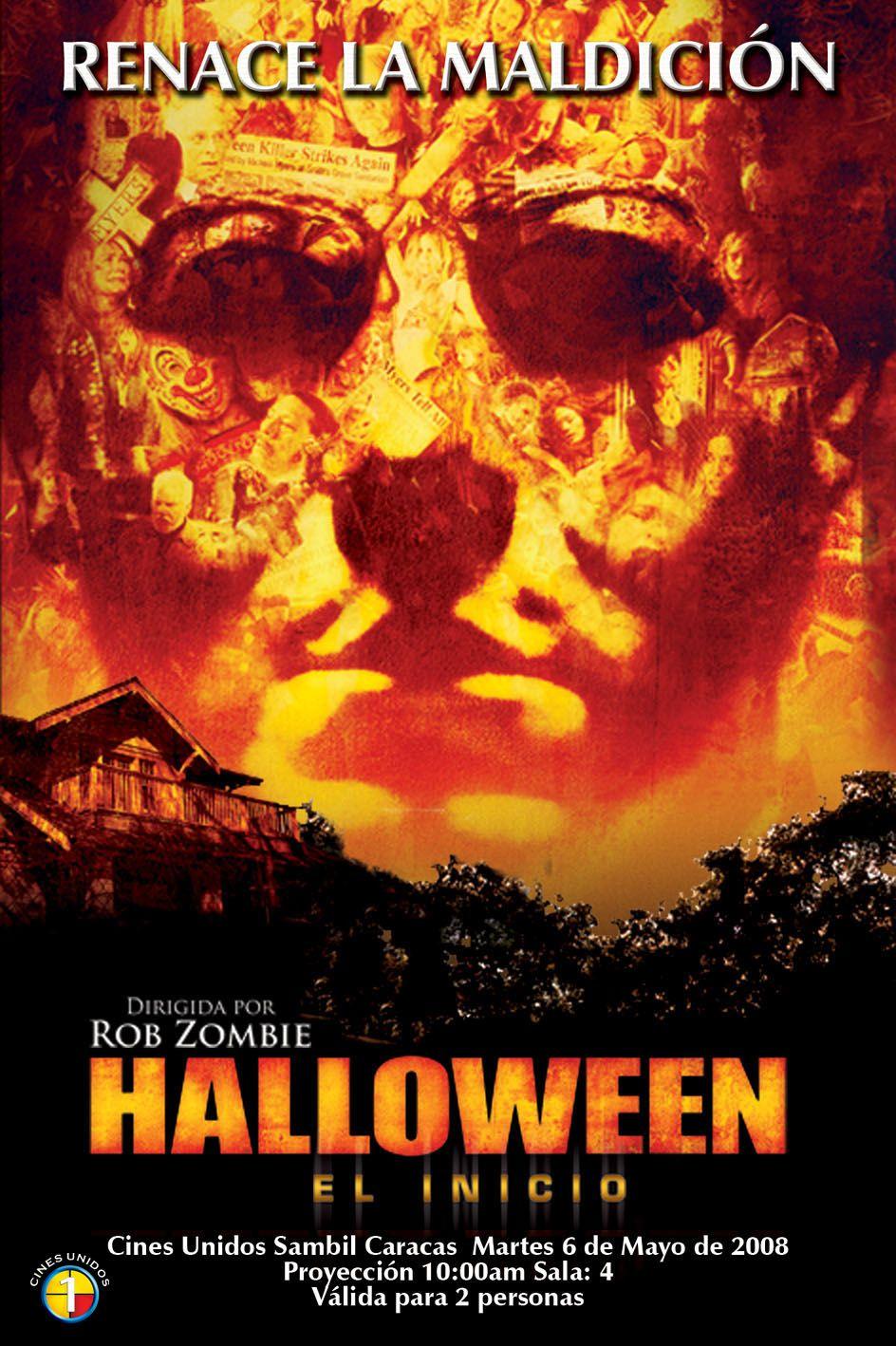 Halloween El Comienzo Movie Posters Movies Poster