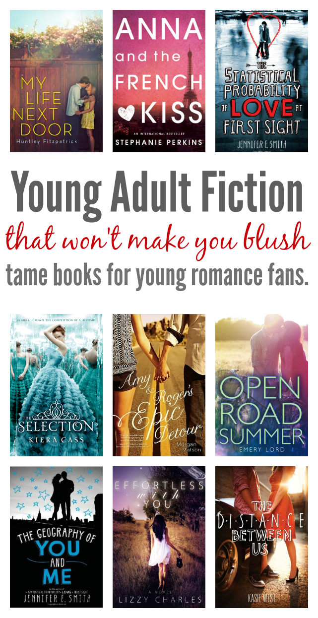 Angel fiction books young teen