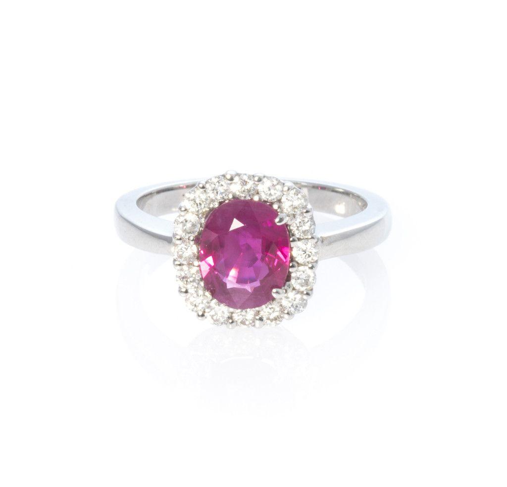 Ruby u diamond ring favorite rings pinterest ruby diamond