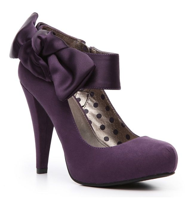 Bridal Shoes Dsw: Purple Bridal Shoes, Purple Wedding Shoes, Shoes