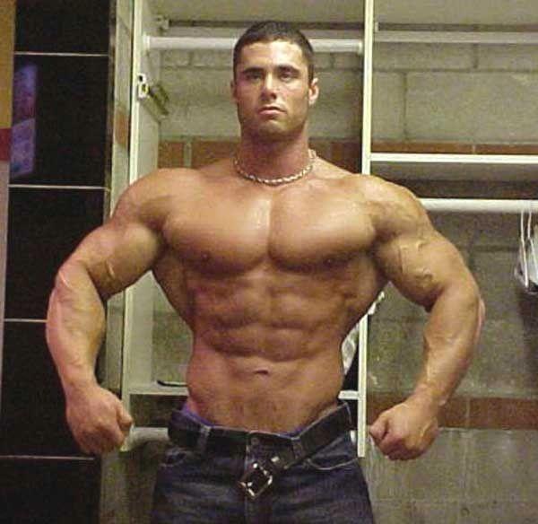 Frank In His 20 S Bodybuilding Muscle Men Muscle