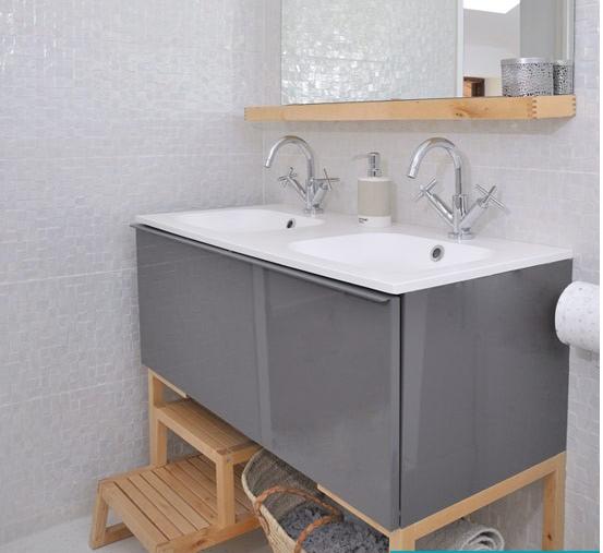 Ikea Basins: Double Basin Unit (Ikea?)