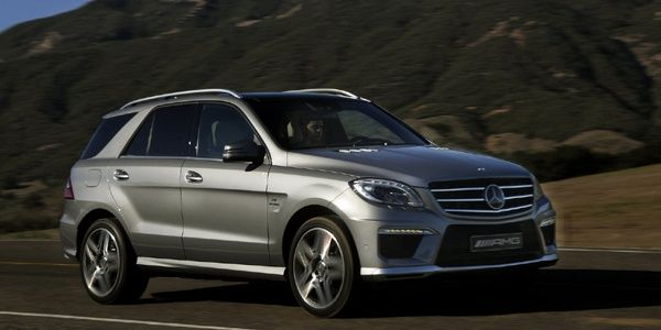 Mercedes-Benz ML 63 AMG launch date disclosed