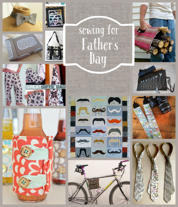 Sewing for Father's Day