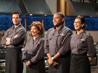 Food Network Gossip: New Celebrity Chopped Tonight On Food Network