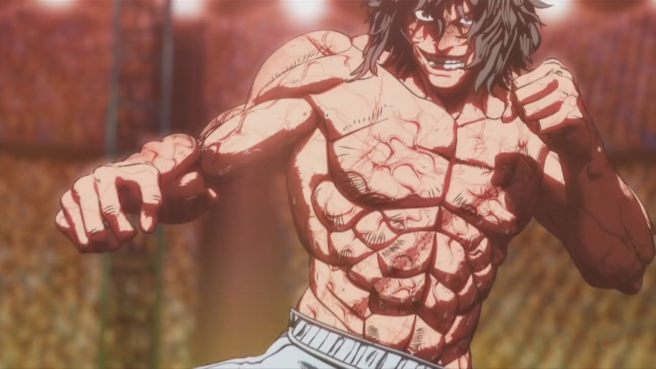 Kengan Ashura Part 3 Netflix Confirmed Release Date Phantom Anime Anime Artwork Anime Anime Fanart