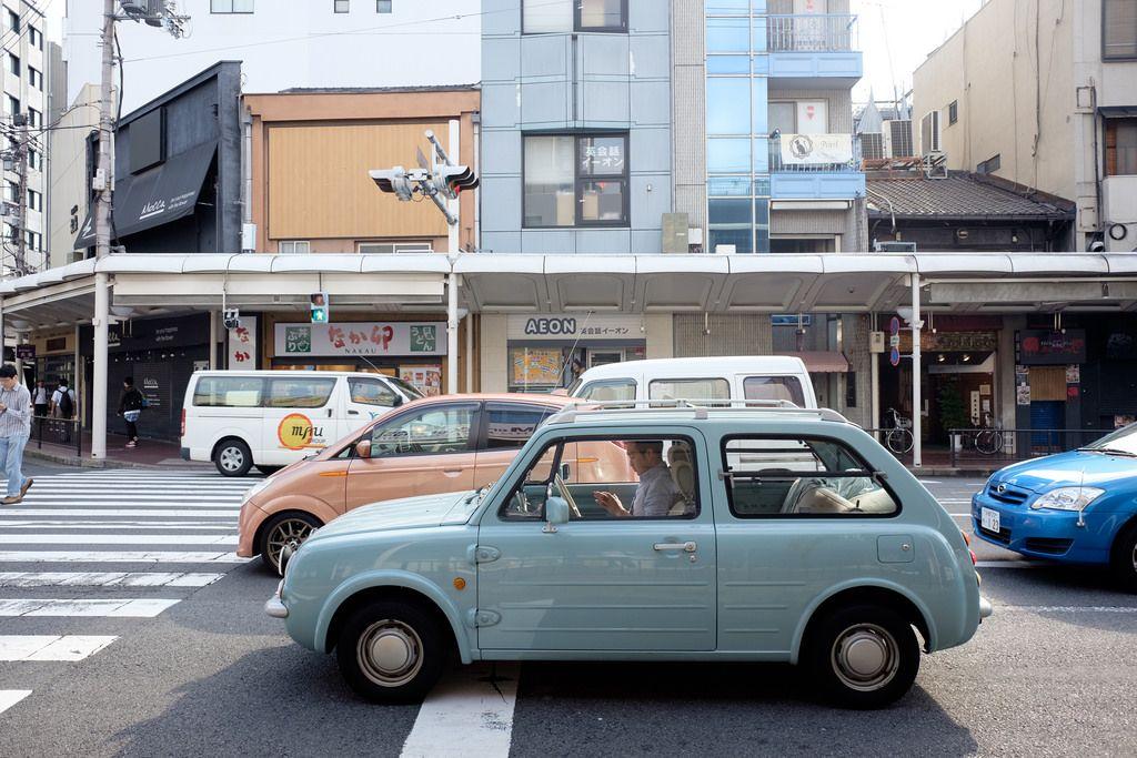 Nissan Pao 日産 車 レトロ