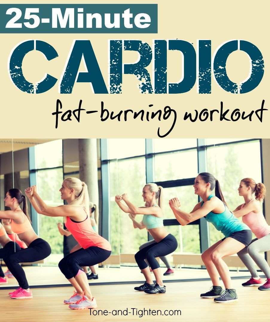 25 minute circuit fat burning cardio workout videos pinterest fitness training und. Black Bedroom Furniture Sets. Home Design Ideas