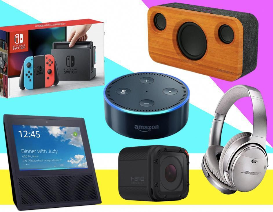 The Gadget Guide 27 Best Tech Gifts For Christmas 2017 Commercialization