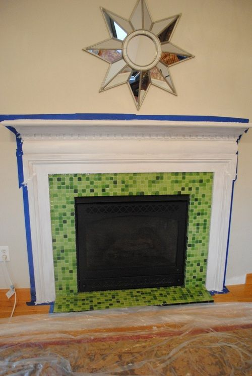 House and Mantels