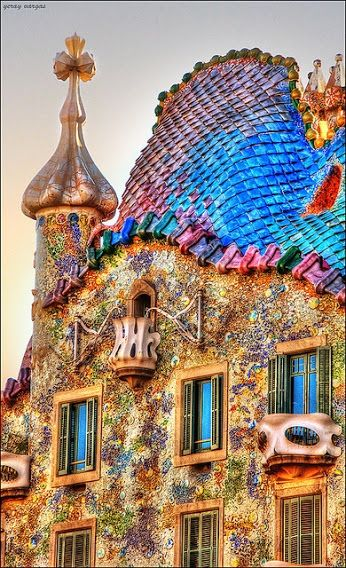 Google+Gaudì