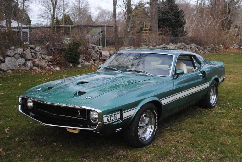 1969 Shelby Gt350 For Sale Classic Cars Muscle Ford Mustang