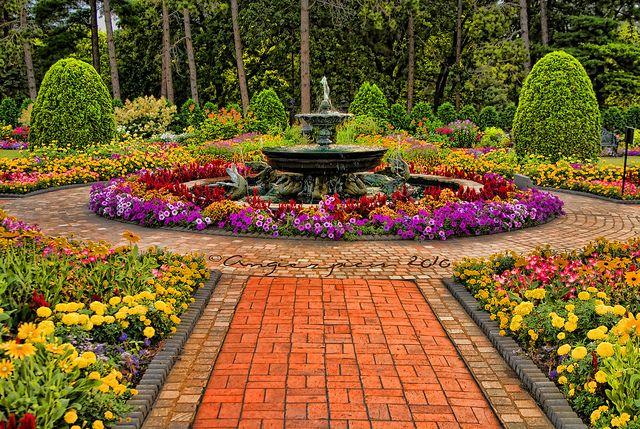 Munsinger Gardens Riverside Drive Southeast St Cloud Mn