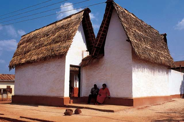 early african architecture/ruins - history forum ~ all empires
