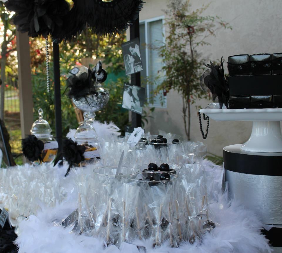 Monte Carlo Christmas Party: Pinterest