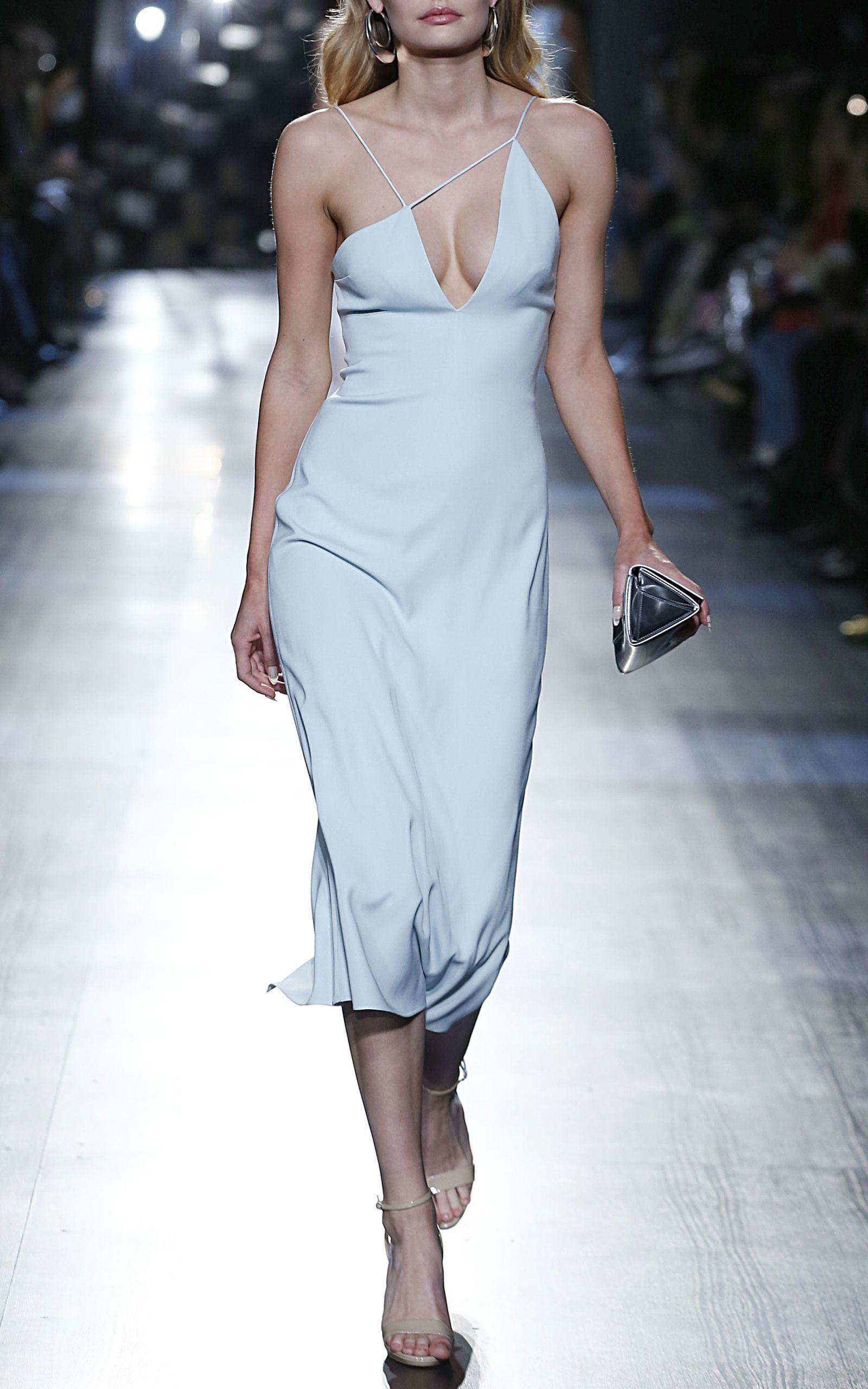 dc73390074232 Karina Strappy Neck Dress by CUSHNIE ET OCHS for Preorder on Moda Operandi