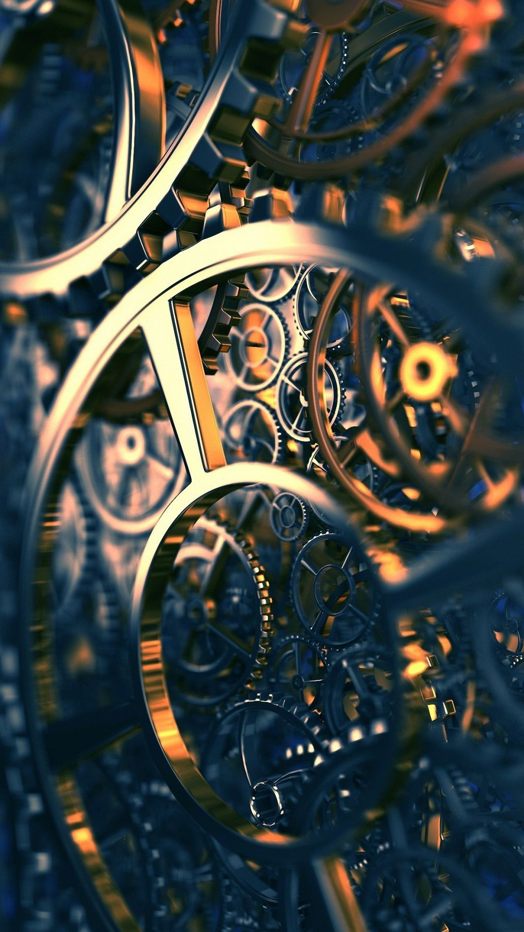 cool 3d gears iphone 6 wallpapers HD | iPhone 6 Wallpapers | 3d wallpaper for mobile, 4k ...