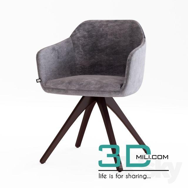 210. Arm chair 3dsmax File Free Download Chair, Armchair