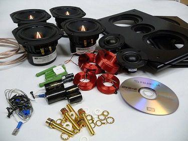 Creative Sound Solutions Loudspeakers Parts And Diy Speaker Kits