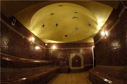 hammam les cent ciels in paris. most relaxing day of your life.