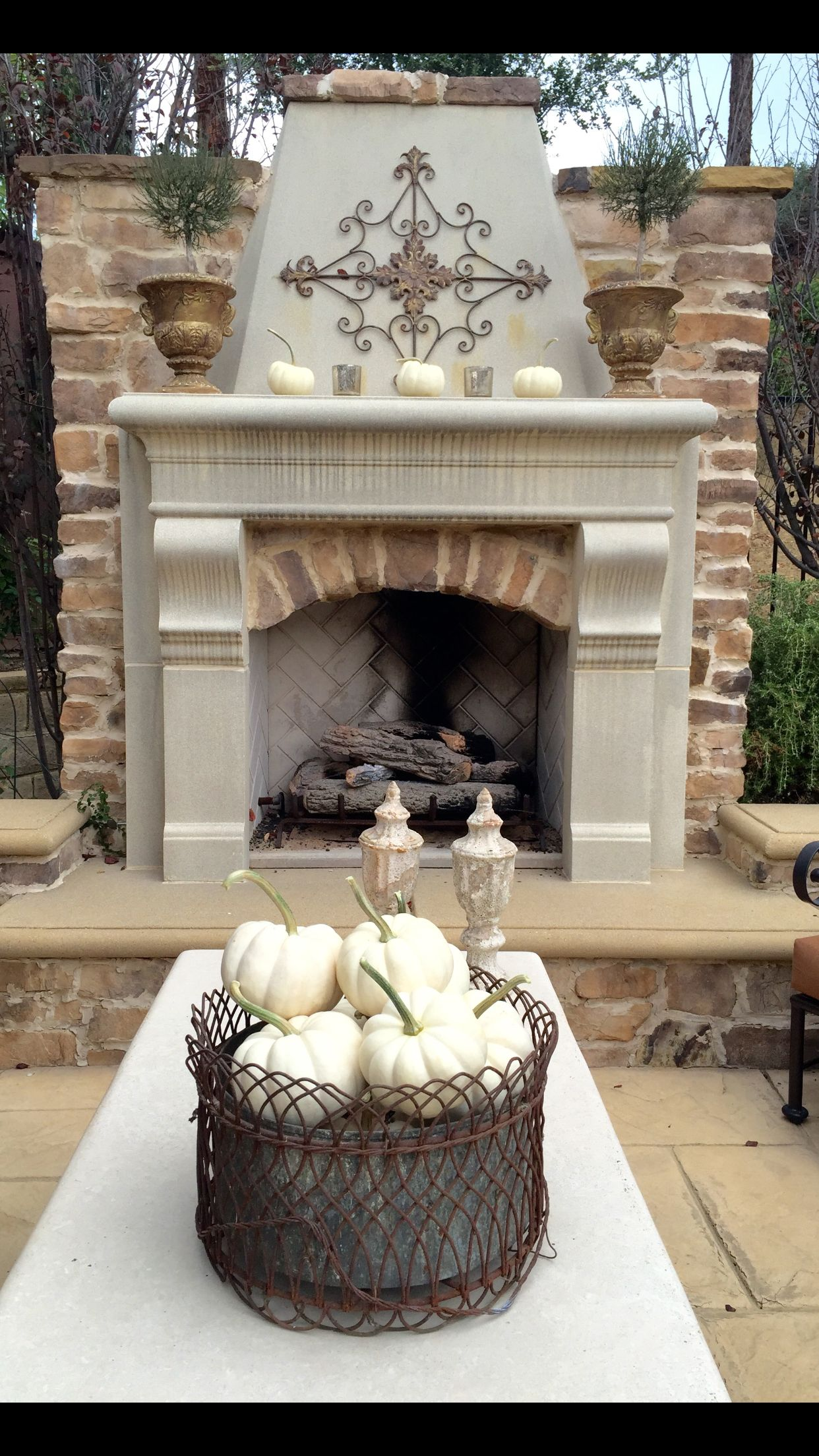 Fall in Southern Cal | Small outdoor patios, Outdoor ... on Southern Pools And Outdoor Living id=72050