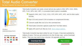 Download Software Coolutils Total Audio Converter 5 2 154 Full Seria Audio Converter Software