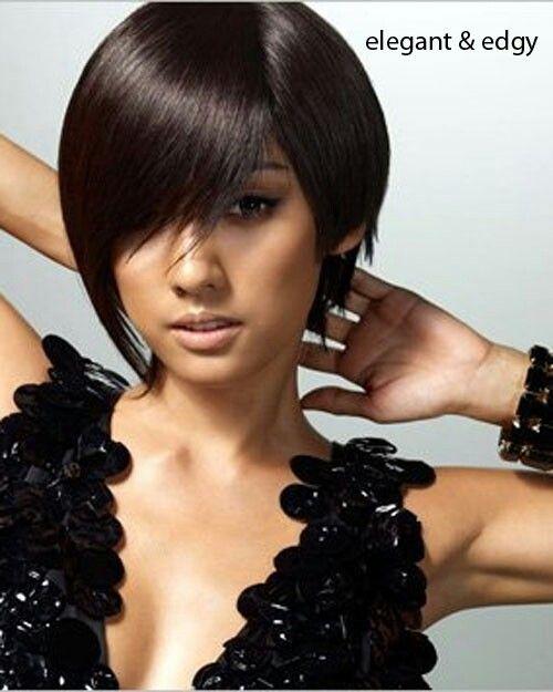 Short Hair Edgy Korean Lee Hyori Hair Styles Asymmetrical Hairstyles Short Hair Styles