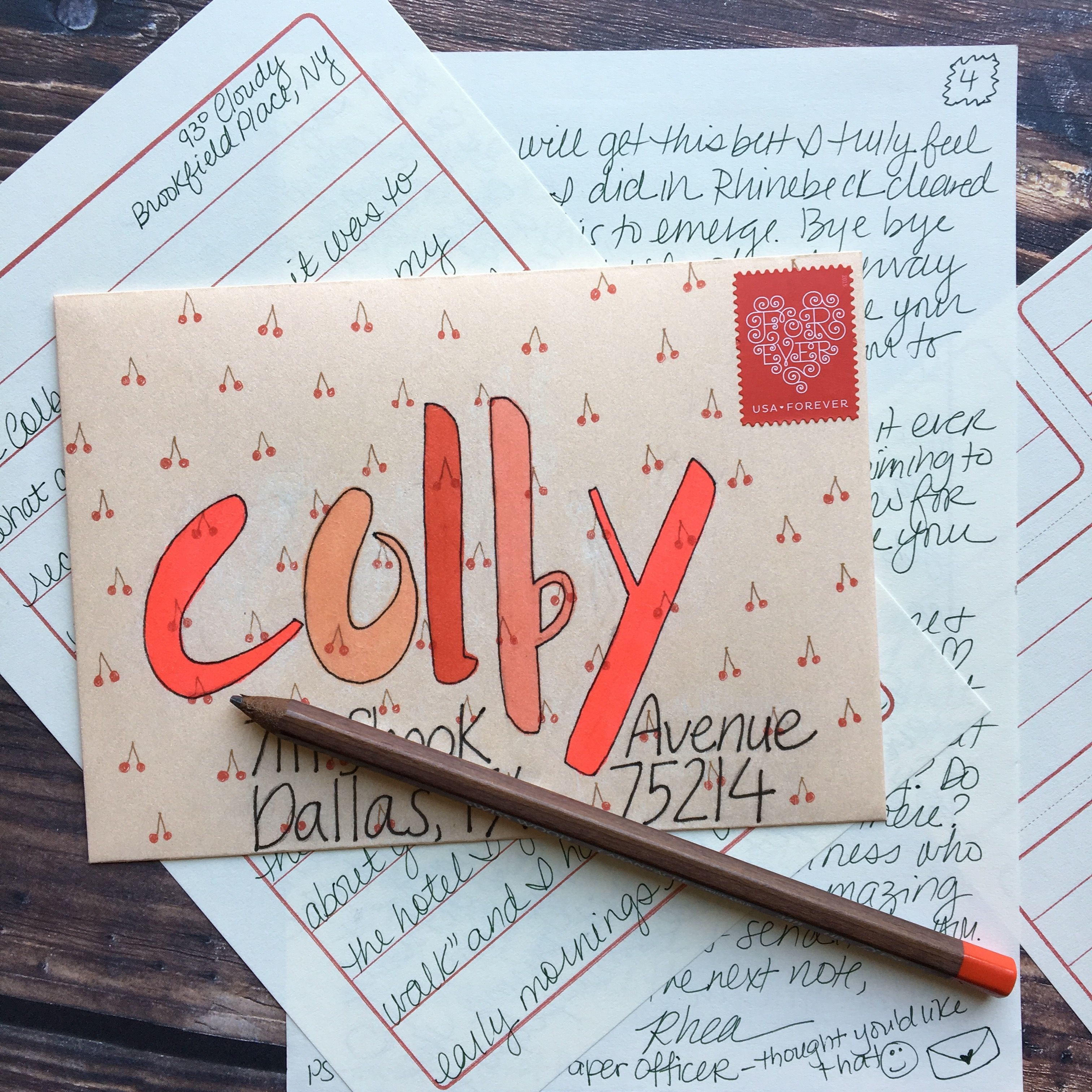 Pin By Mail More Love On Letter Writing