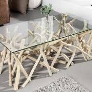 Konferenčný stolík Driftwood 110cm - naplavené drevo