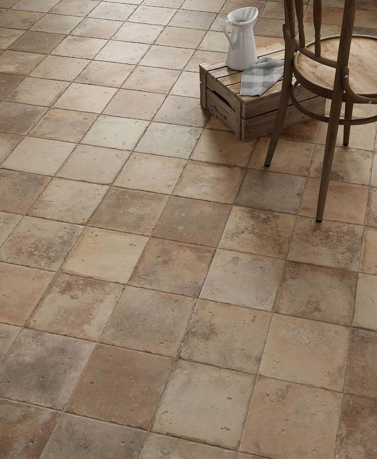 Baldosas de barro cocido fs alora b paviments for Baldosas para exterior