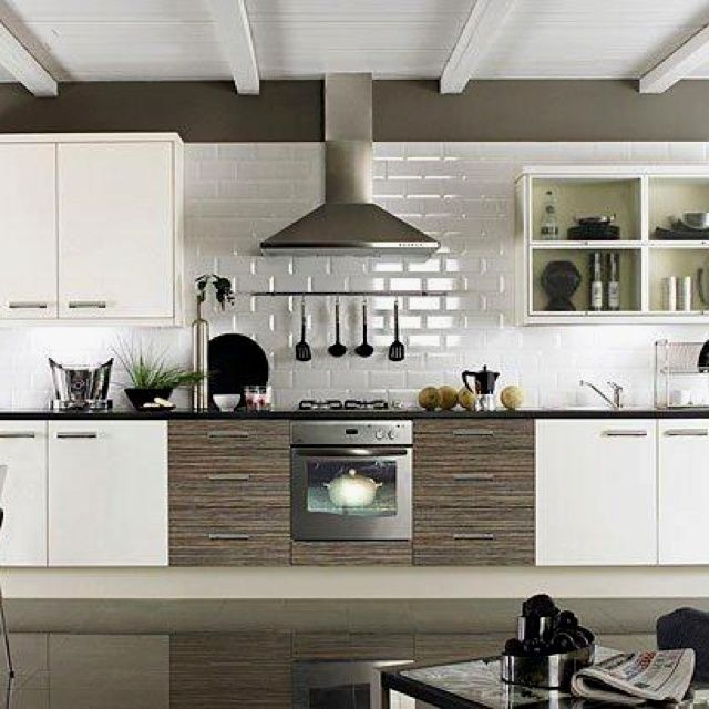 Kitchen Wall Tiles Height: Standard Range Hood Height - Google Search
