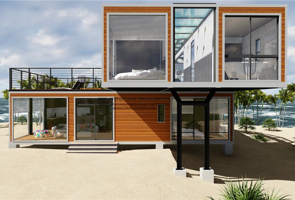 High Quality Prefab Modular Movable Modify Shipping Container