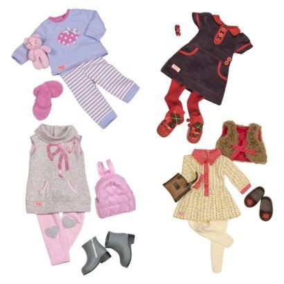 Maura baby doll clothes Our Generation Doll Outfit Set
