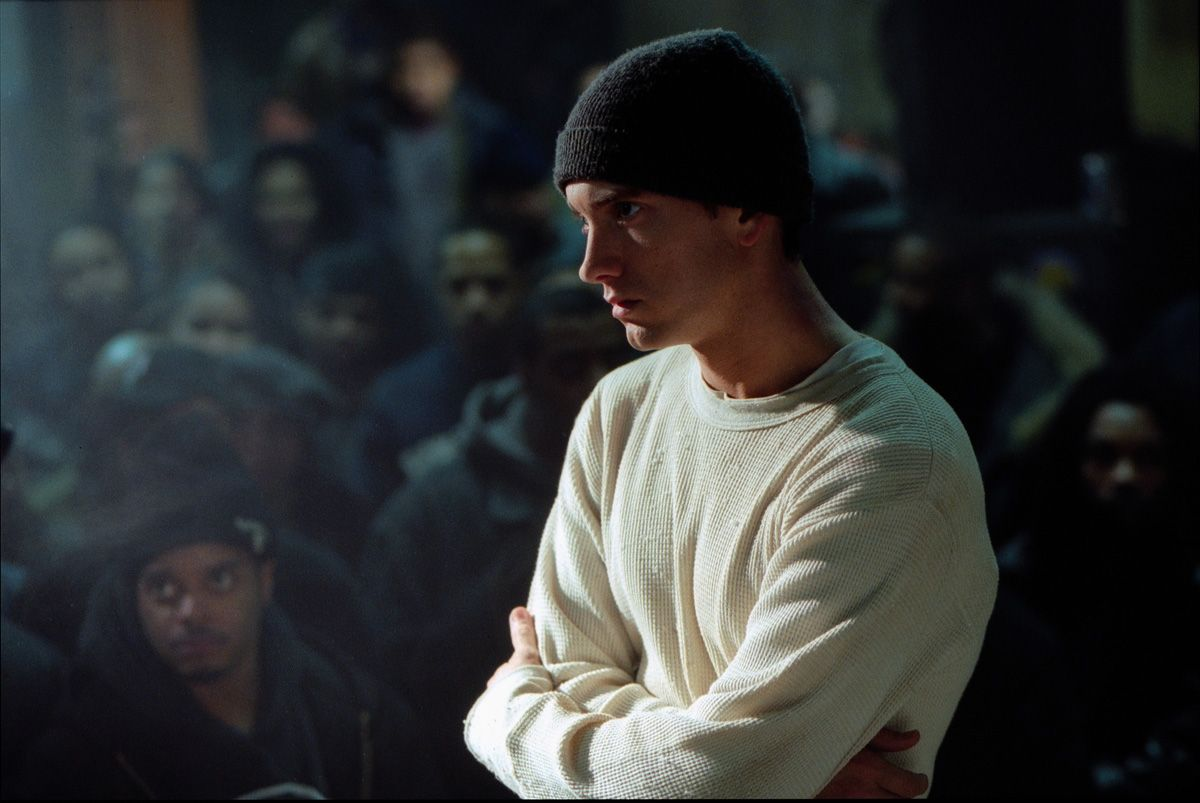 8 Mile | Movie Page | DVD, Blu-ray, Digital HD, On Demand ...